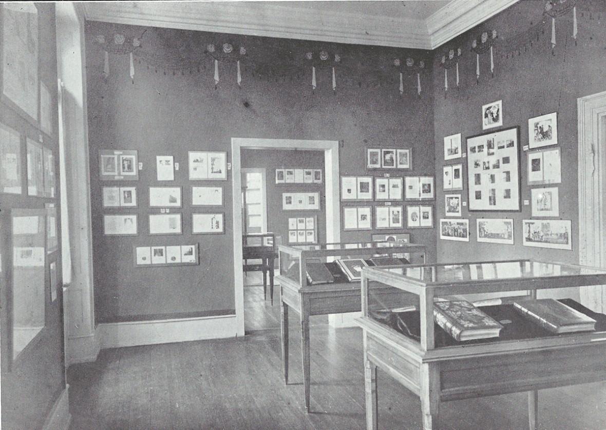 Exposition de Wiesbaden, 1921.