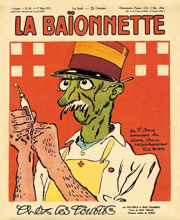 baionnette